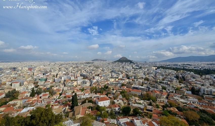 Афины. Фото - Хариса Витулкаса