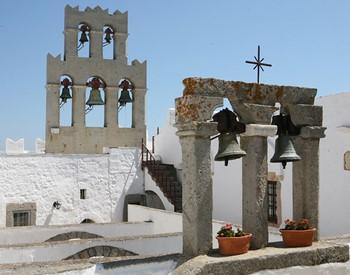Монастырь Св. Иоанна Богослова