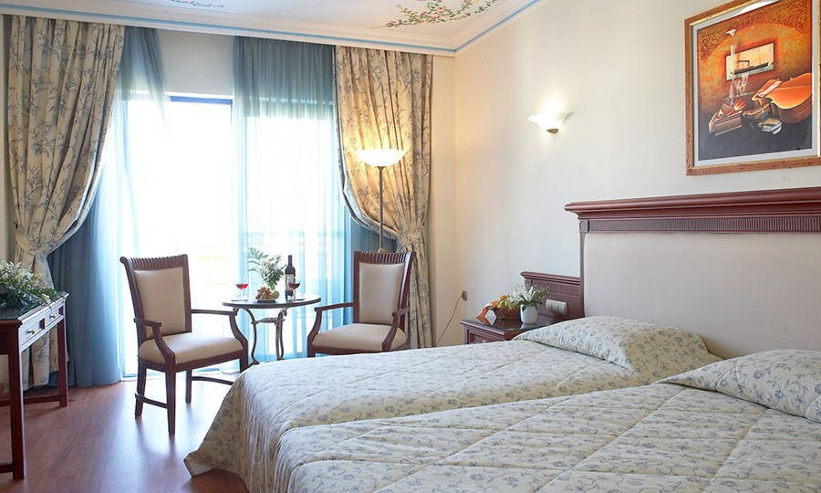 Accommodation in  Atrium Palace Thalasso Spa Resort and Villas