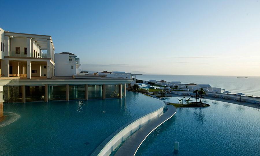 Pool in  Atrium Prestige Thalasso Spa Resort and Villas