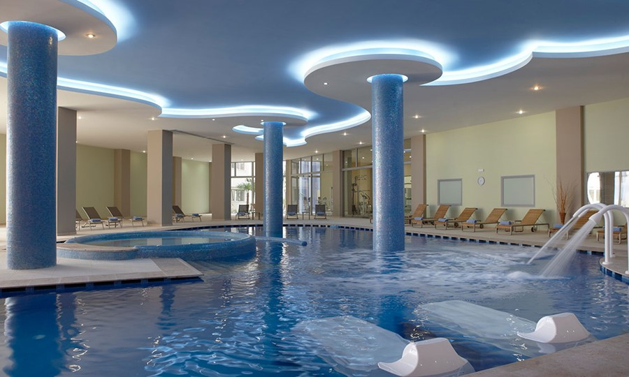 Spa in Atrium Platinum Luxury Resort Hotel and Spa