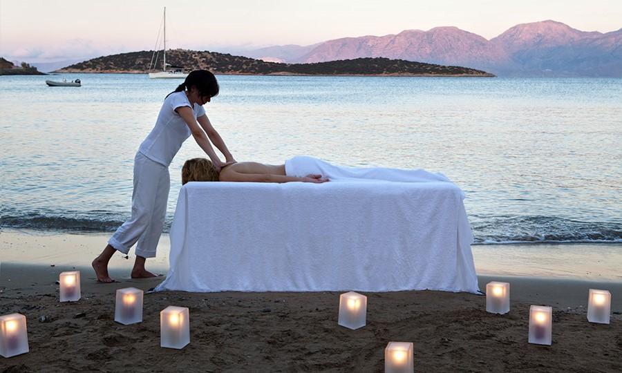 Minos Beach art hotel. Ananea Wellness