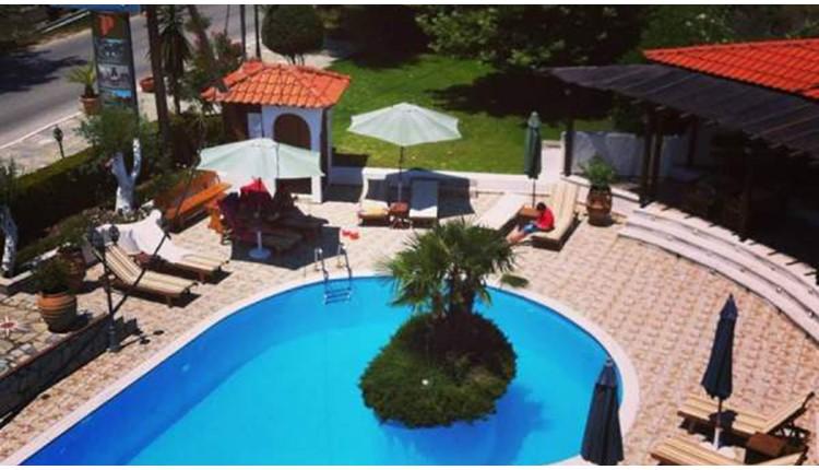 Pyrgos Hotel, Халкидики
