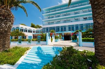 Belair Beach Hotel, Родос