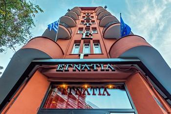 Egnatia Hotel, Салоники