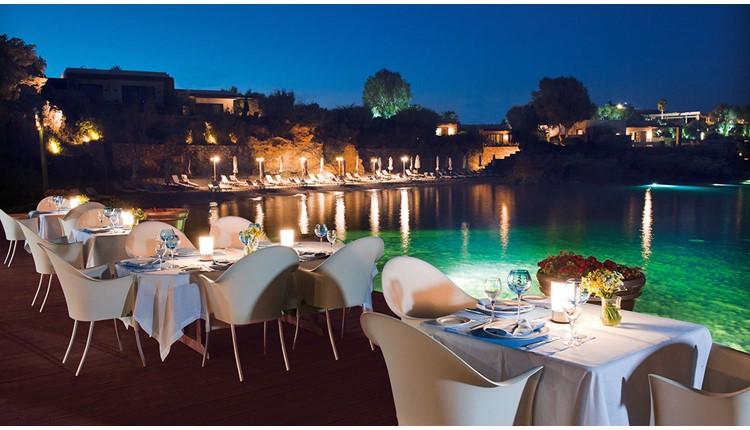 Grand Resort Lagonissi, Афины