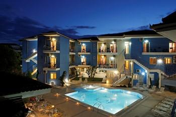 Stratos Hotel, Халкидики