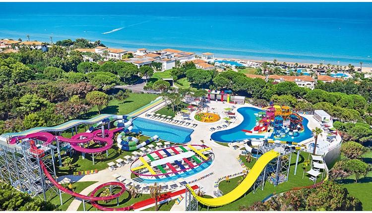 Grecotel Olympia Riviera Aqua park, Пелопоннес