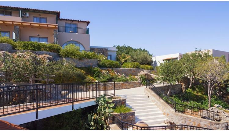 Miramare Resort and spa, Крит