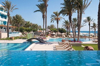 Constantinos Bros Asimina Suites Hotel Only Adults, Кипр