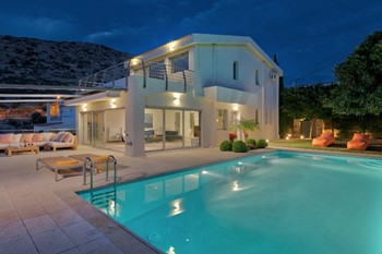 Villa Mar, Афины