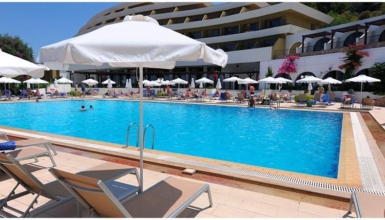 Olympic Palace Hotel, Родос