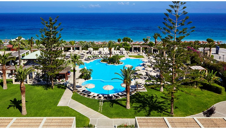 Sheraton Rhodes Resort, Родос