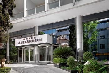 Airotel Alexandros Hotel Athens, Афины