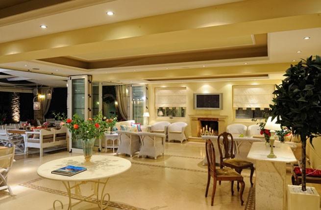 Drossia Palms Hotel Studios, Крит