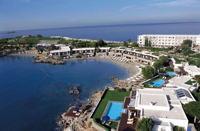 Grand Resort Lagonissi, Афины