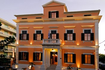 Bella Venezia Hotel, Корфу