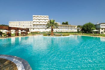 Corfu Chandris Hotel, Корфу