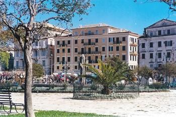 Konstantinoupolis Hotel, Корфу