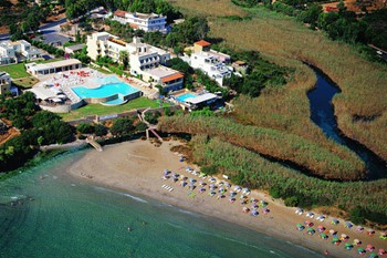 Almiros Beach Hotel, Крит