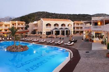 Cactus Royal Resort , Крит