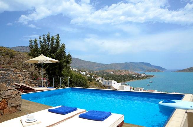 Sentido Elounda Blu Hotel, Крит