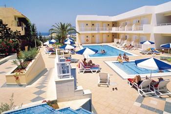 Lavris Paradise, Крит