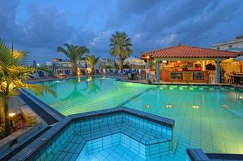 Malia Mare Hotel, Крит