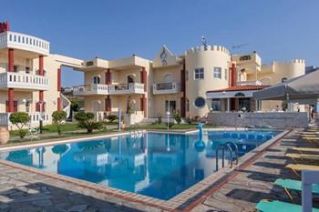 Palladion Hotel Apartments , Крит