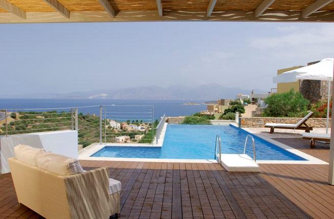 Pleiades Luxury Villas, Крит