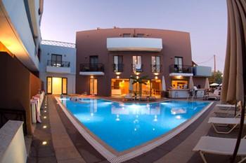 Stella Katrin Hotel, Крит