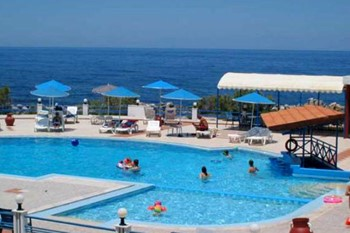 Zorbas Beach Village Hotel, Крит
