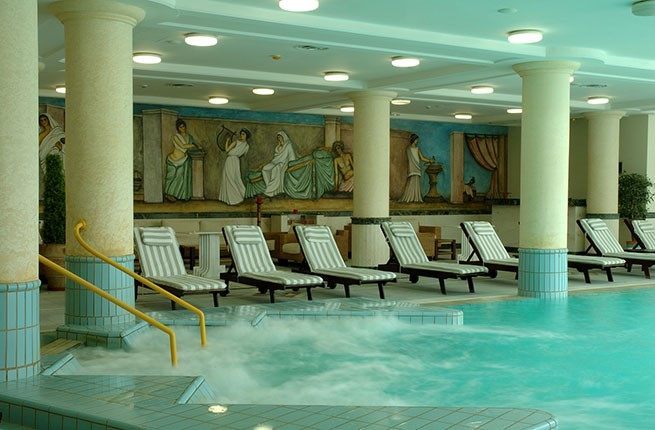 Thermae Sylla Spa Wellness Hotel, Эвбея