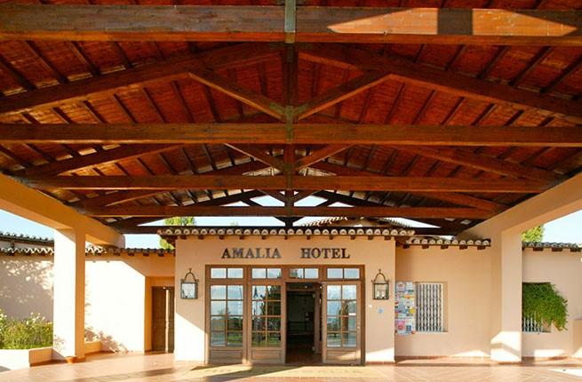 Amalia Hotel Kalambaka, Каламбака