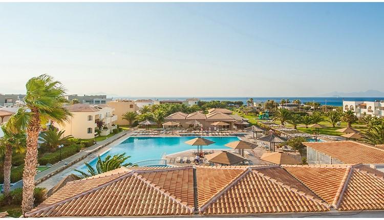 Akti Beach Club Hotel, Кос