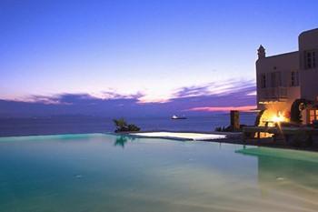 Apanema Resort, Миконос