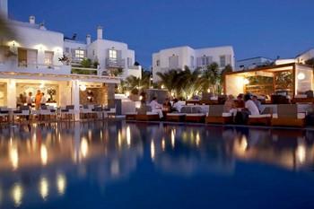 Belvedere Hotel, Миконос