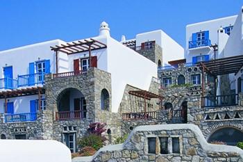 Mykonos Grand Hotel & Resort, Миконос
