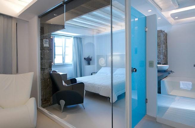 Semeli Hotel, Миконос
