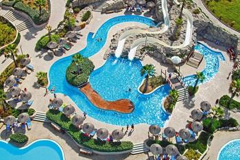 Grecotel Olympia Oasis Aqua Park, Пелопоннес