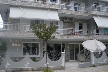 Ouzas Hotel, Паралия Катерини