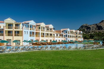 Lindos Imperial Executive Suites, Родос