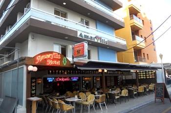 Amaryllis City Hotel Rodos, Родос