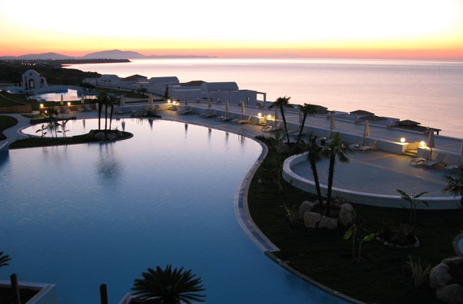 Atrium Prestige Thalasso Spa Resort and Villas, Родос