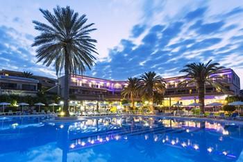 Cathrin Hotel, Родос