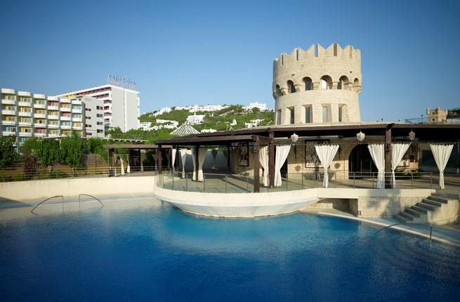 Esperos Palace, Родос