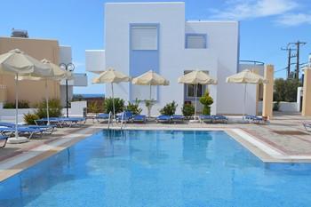 Gennadi Gardens Apartments, Родос