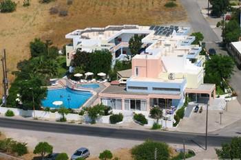 Irinna Hotel, Родос