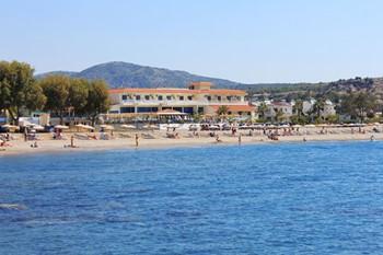Kamari Beach Hotel, Родос