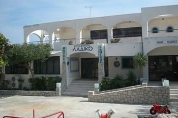 Ladiko Hotel, Родос
